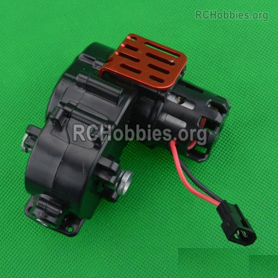 Subotech BG1525 Rear Gearbox assembly Parts.